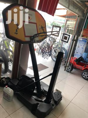 Movable Basketball Stand   Sports Equipment for sale in Abuja (FCT) State, Asokoro