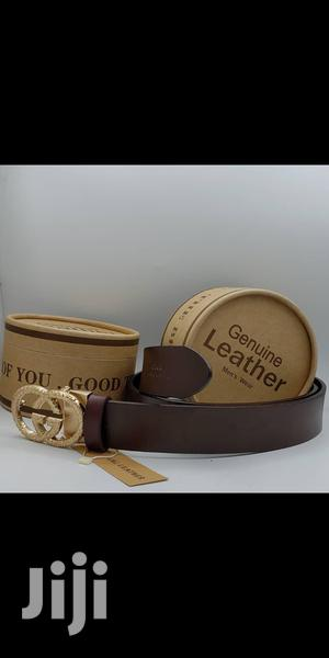 Gucci Belt Designers Quality | Clothing Accessories for sale in Lagos State, Surulere