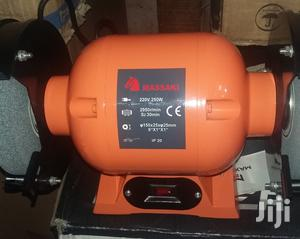 Massaki Bench Grinder 6inches | Electrical Hand Tools for sale in Lagos State, Lagos Island (Eko)