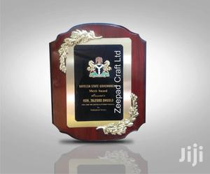Award Plaque, Trophies | Arts & Crafts for sale in Lagos State, Lekki