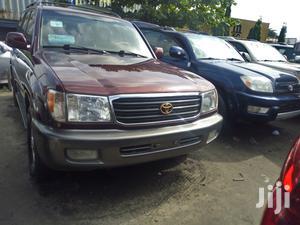 Toyota Land Cruiser 2002 Brown   Cars for sale in Lagos State, Amuwo-Odofin