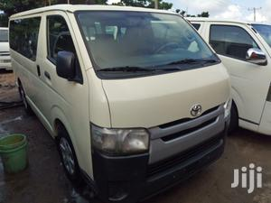Toyota HiAce 2016 White | Buses & Microbuses for sale in Lagos State, Apapa