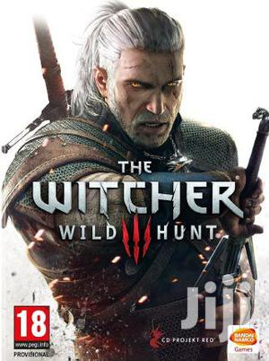 PS4 The Witcher 3: Wild Hunt   Video Games for sale in Lagos State, Ikeja