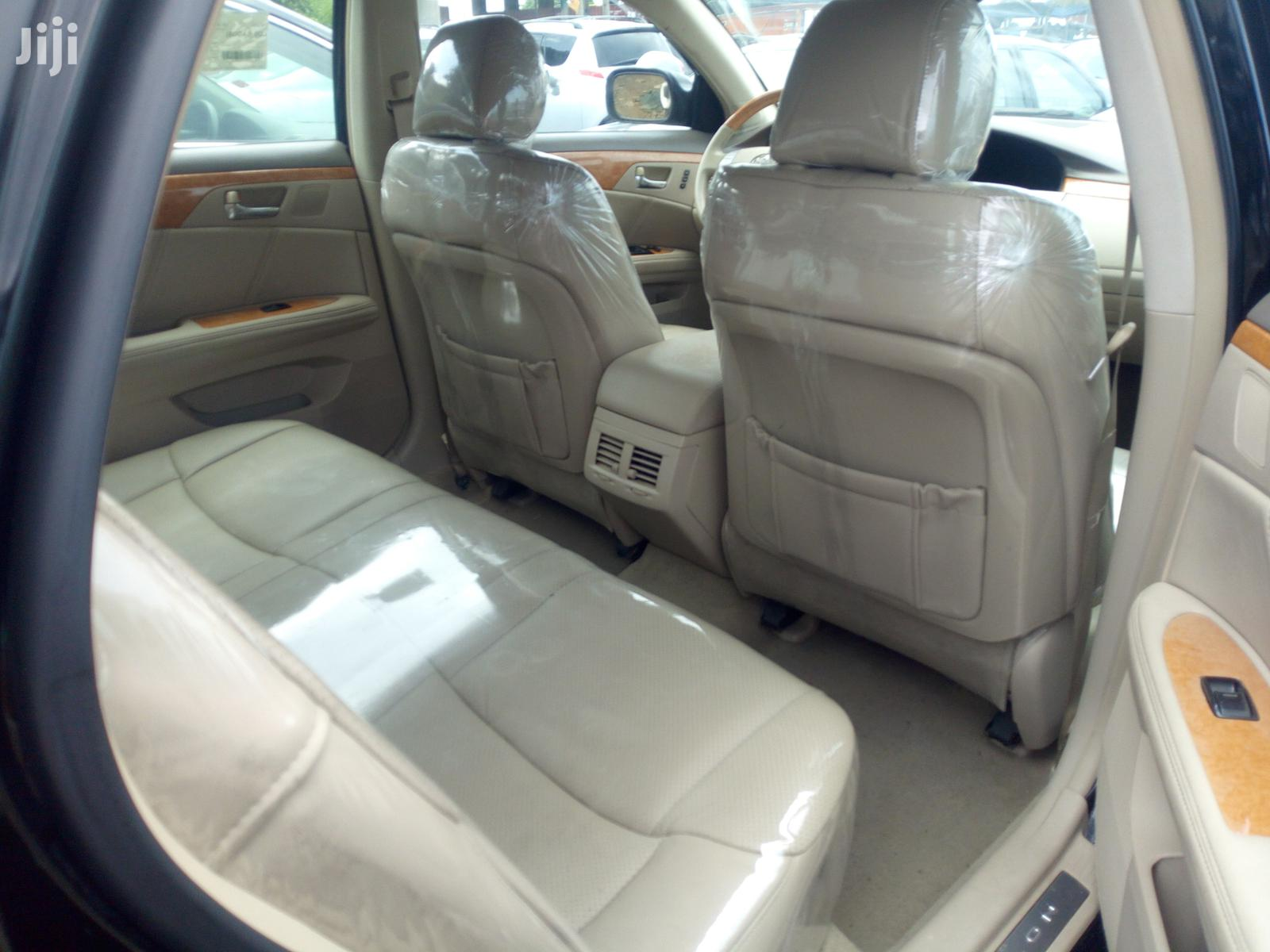 Toyota Avalon 2006 Limited Black | Cars for sale in Amuwo-Odofin, Lagos State, Nigeria