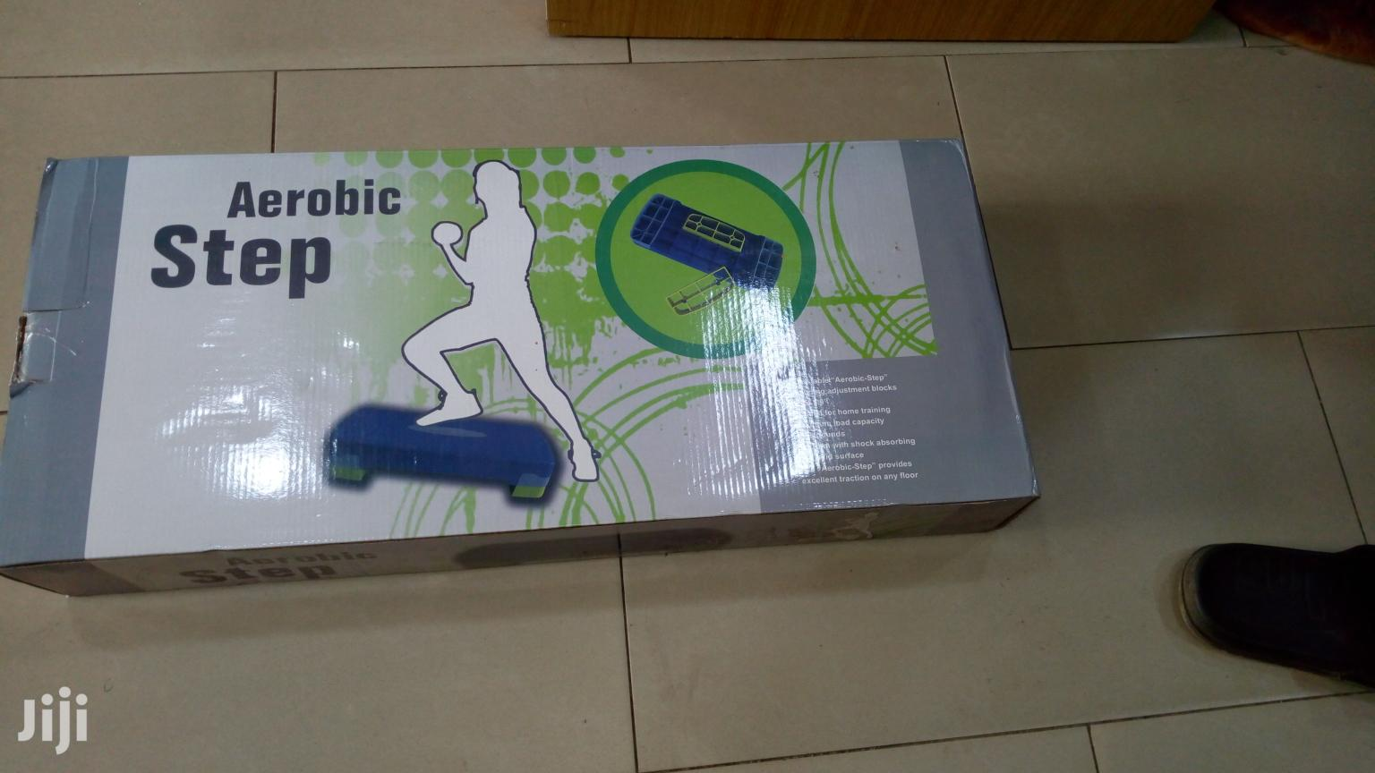 Aerobic Step Board