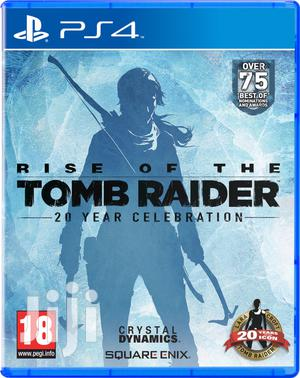 SONY PS4 Rise Of The Tomb Raider: 20 Year Celebration   Video Games for sale in Lagos State, Ikeja