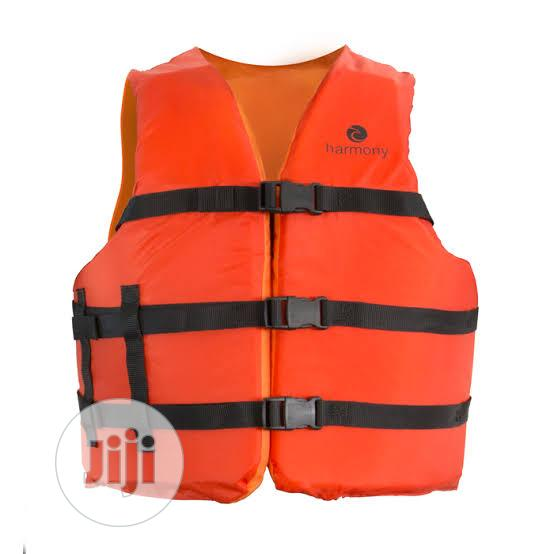 Life Jacket for Safety