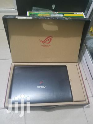 Laptop Asus G771JM 8GB Intel Core I7 SSHD (Hybrid) 1T | Laptops & Computers for sale in Lagos State, Ikeja