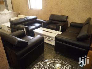 Leather Sofa Chair | Furniture for sale in Lagos State, Ajah