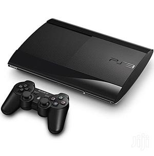 Slim Ps3 Console With Pad | Video Game Consoles for sale in Lagos State, Oshodi