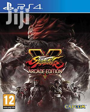 Ps4 Street Fighter V Arcade Edition | Video Games for sale in Lagos State, Ikeja