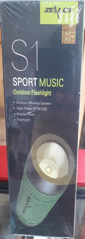 Zealot Sport Music S1 Speaker | Audio & Music Equipment for sale in Lagos State, Ikeja