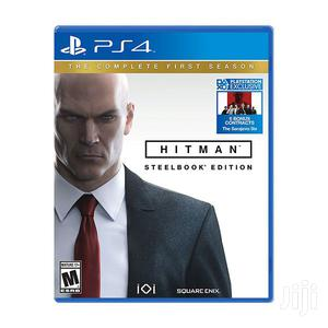 Square Enix Hitman PS4- Steel Book Edition | Video Games for sale in Lagos State, Ikeja