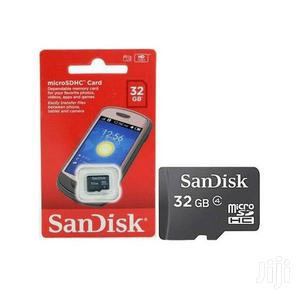 32GB Sandisk Memory Card | Accessories for Mobile Phones & Tablets for sale in Lagos State, Ikorodu