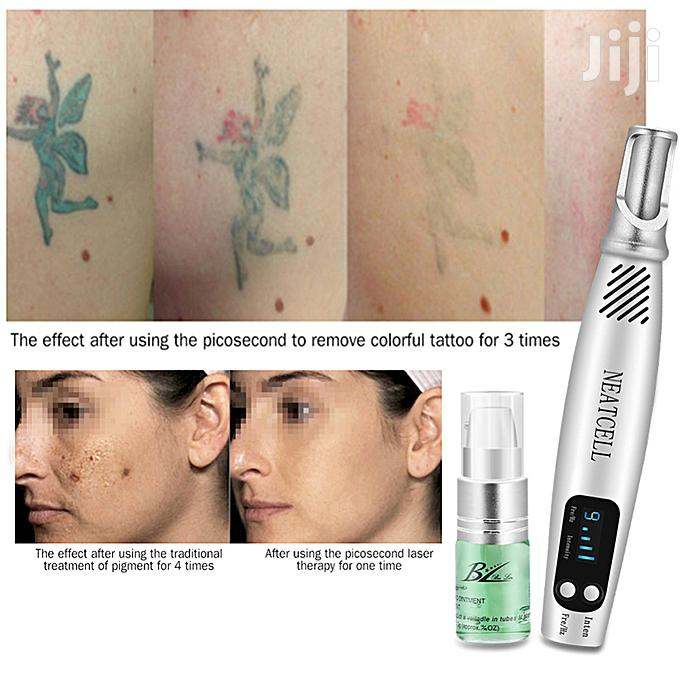 Laser Pen Anything Therapy Tattoo Scar Mole Freckle Removal | Tools & Accessories for sale in Lekki, Lagos State, Nigeria