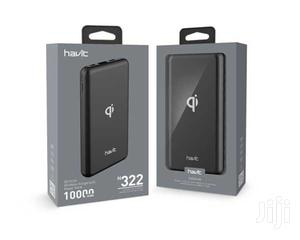 Havit Wireless Power Bank 10000mah H322 | Accessories for Mobile Phones & Tablets for sale in Lagos State, Ikeja