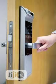 Finger Print Keypad Lock   Computer & IT Services for sale in Lagos State, Epe