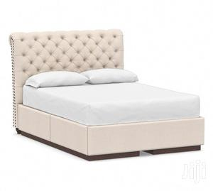 Upholstery Bed Frame 6x6 | Furniture for sale in Oyo State, Oluyole