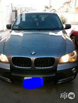 BMW X5 2008 Gray