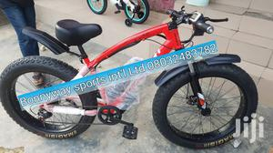 Rechargeable Big Tire Exercise Bicycles With Key Starter   Sports Equipment for sale in Lagos State, Ikeja