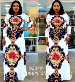 New Pattern Maxi Gown   Clothing for sale in Lagos State, Ikeja