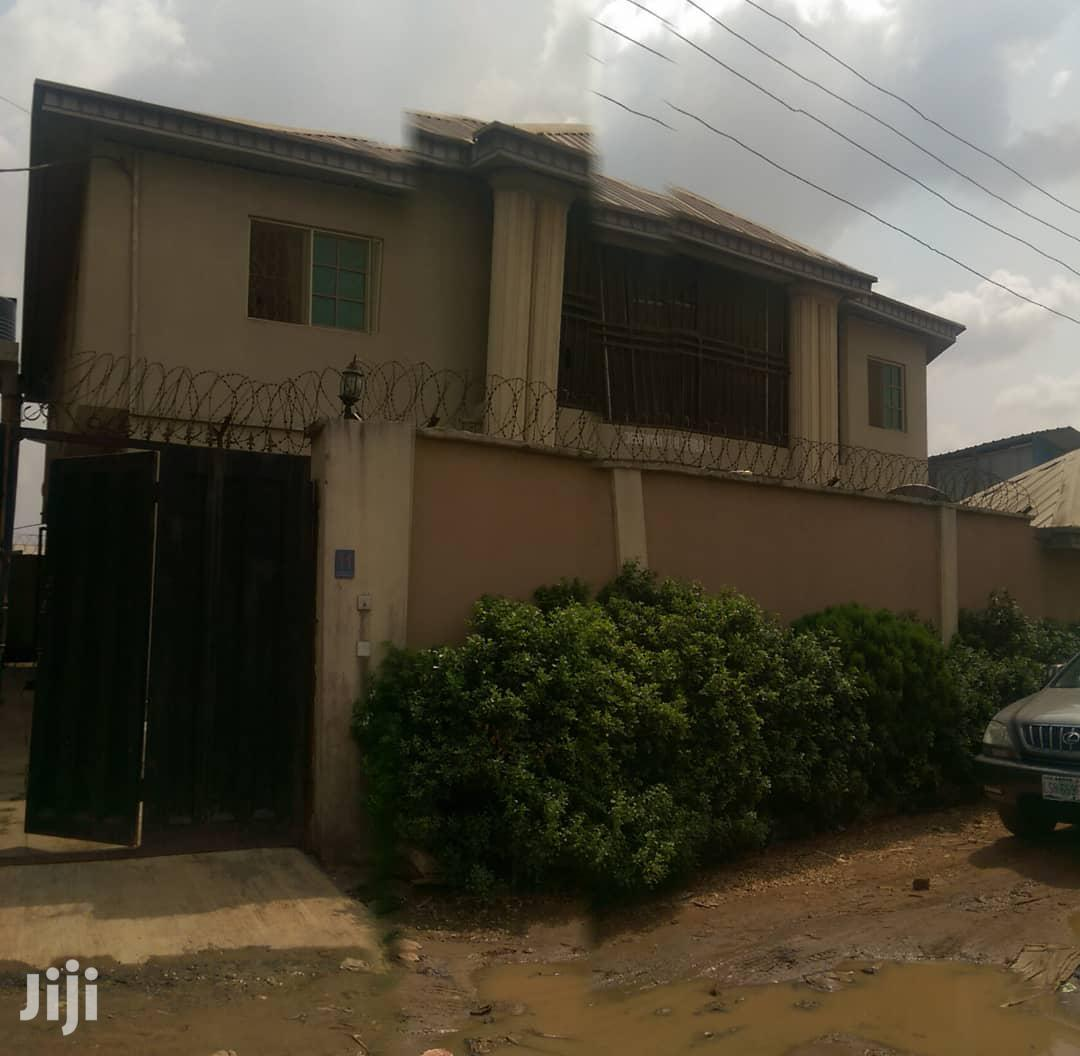 Clean 4 Flats of 3 Bedroom At Ipaja For Sale.