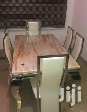 Marble Dining Table   Furniture for sale in Lagos State, Lekki