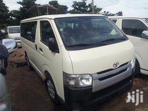 Toyota HiAce 2016 White   Buses & Microbuses for sale in Lagos State, Apapa