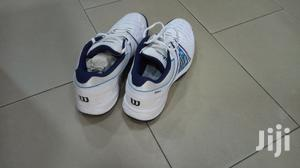 Original Wilson Tennis Canvas   Shoes for sale in Lagos State, Maryland