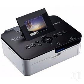 Canon Selphy CP1000 Photo Printer - Black/White | Printers & Scanners for sale in Lagos State, Ikeja