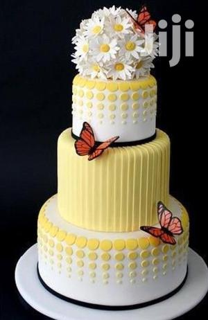 Wedding Cake On A Budget   Wedding Venues & Services for sale in Lagos State, Ifako-Ijaiye