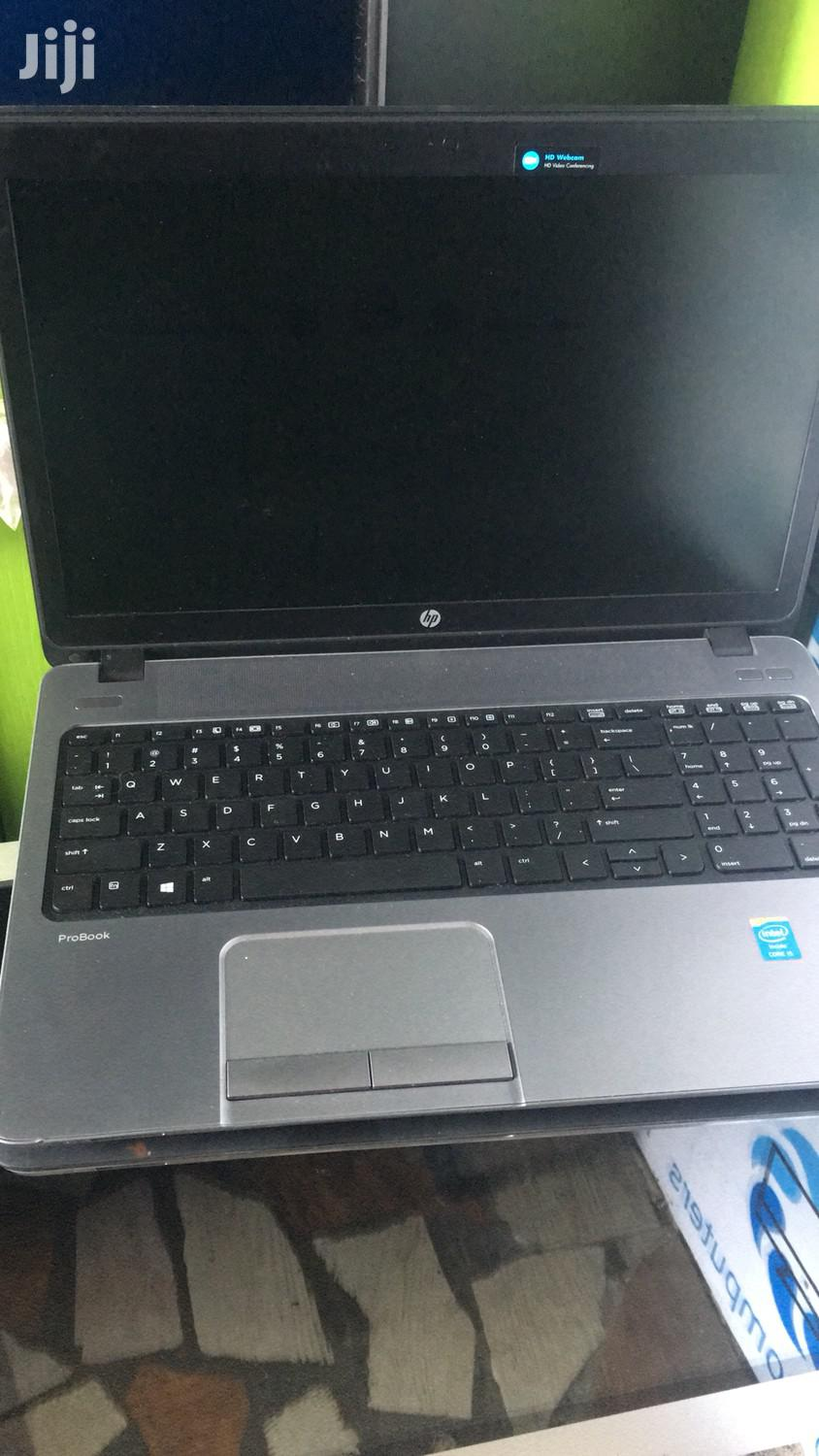 Laptop HP 650 G1 4GB Intel Core I5 HDD 320GB   Laptops & Computers for sale in Mushin, Lagos State, Nigeria