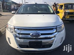 Ford Edge 2011 White | Cars for sale in Lagos State, Surulere