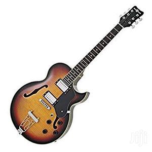 Jazz Semi Acoustic Guitar   Musical Instruments & Gear for sale in Lagos State, Ikeja