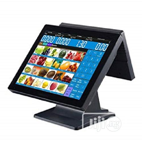 15′′ Touch Screen All in One POS System