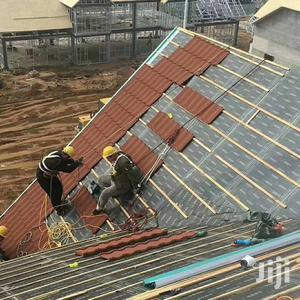 Best Stone Coated Roof Tiles And Water Gutter | Building Materials for sale in Lagos State, Ibeju