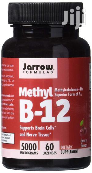 Methylcobalamin (Methyl B12), Supports Brain Cells, 5000 Mcg   Vitamins & Supplements for sale in Lagos State, Ifako-Ijaiye
