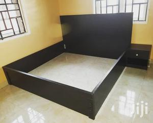 Available Bed Frame 6x6 With 2bedside Drawer   Furniture for sale in Lagos State, Surulere