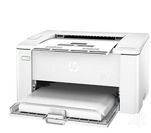 HP M102a Laserjet Pro Printer (Black And White) | Printers & Scanners for sale in Lagos State, Ikeja
