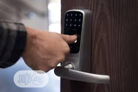 Finger Print Keypad Lock   Computer & IT Services for sale in Lagos State, Ajah