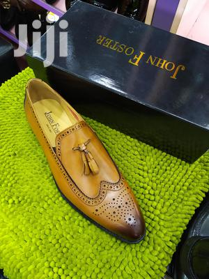 Brown John Foster Shoes   Shoes for sale in Lagos State, Lagos Island (Eko)