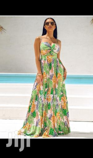 New Maxi Pleated Dress   Clothing for sale in Lagos State, Ikeja
