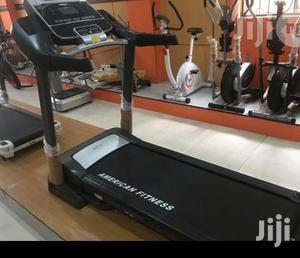 3hp American Fitness Treadmill | Sports Equipment for sale in Lagos State, Ikoyi