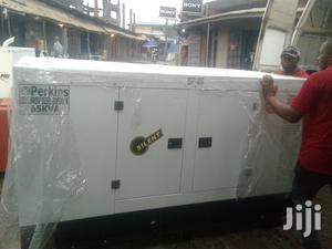 Perkins Sound Proof Diesel Generator 65kva | Electrical Equipment for sale in Lagos State, Orile