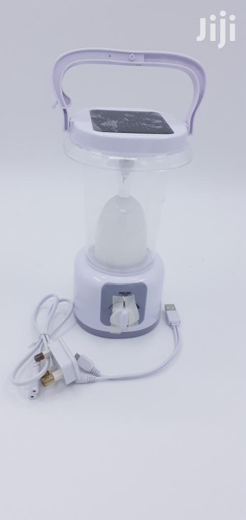 Solar/Electric Rechargeable Led Lamp   Solar Energy for sale in Umuahia, Abia State, Nigeria