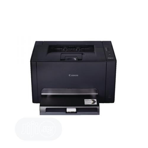 Canon I-sensys LBP7018C Printer