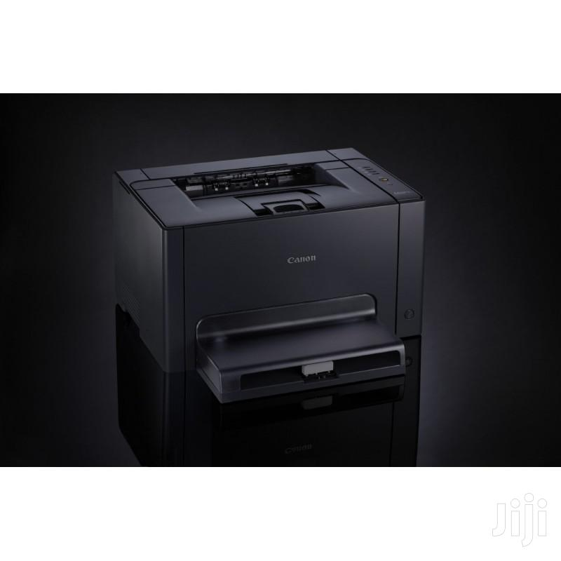 Canon I-sensys LBP7018C Printer   Printers & Scanners for sale in Wuse 2, Abuja (FCT) State, Nigeria