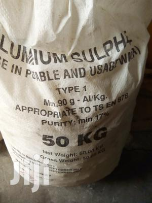 Bag Of Aluminium Sulphate (Alum) For Water Treatment   Plumbing & Water Supply for sale in Lagos State, Ajah