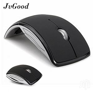 2.4 Ghz Wireless Foldable Folding Arc Mice Optical Portable Mouse   Computer Accessories  for sale in Lagos State, Ikeja
