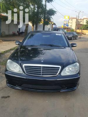 Mercedes-Benz S Class 2004 Black   Cars for sale in Lagos State, Ipaja